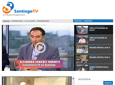 Santiago TV